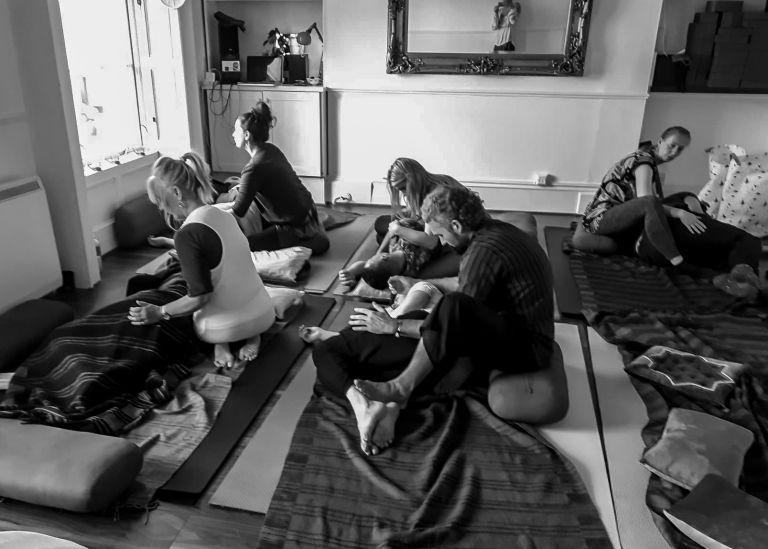 Intuitive Oriental Healing